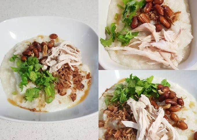 Basic Congee With Tips (Chinese Porridge)