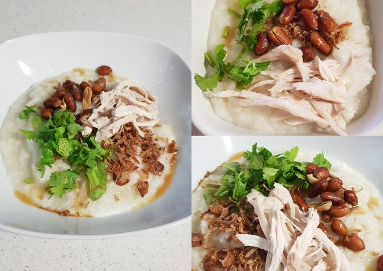 How to Make Homemade Basic Congee (Chinese Porridge)