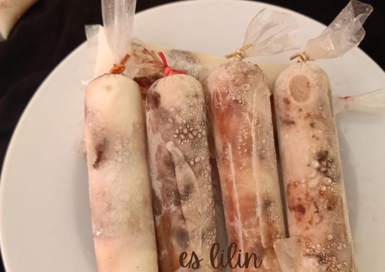 makanan Es Lilin choki-choki yang Bisa Manjain Lidah