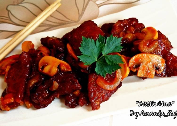 Bistik Cina