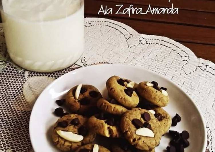 Mocca Chocochips Cookies