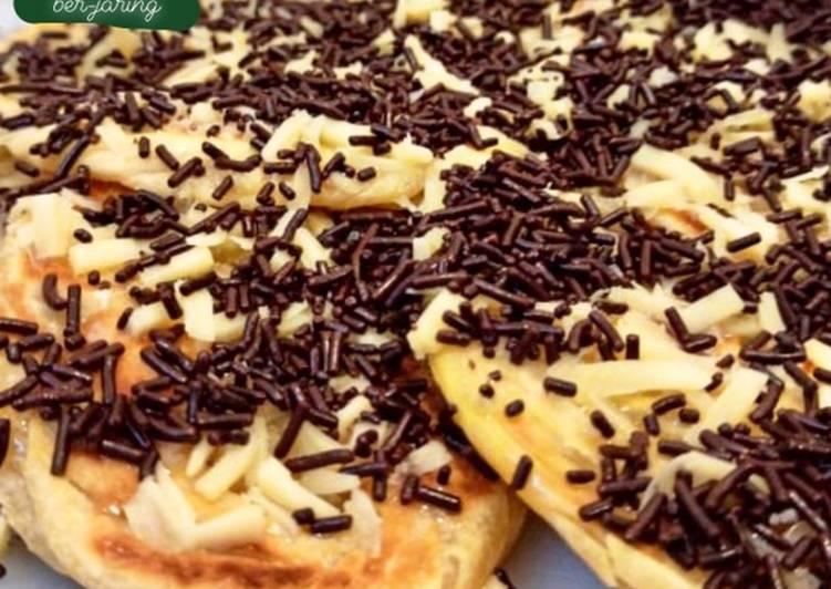 Resep [14] Roti Cane / Roti Maryam (ber-Jaring), Sempurna