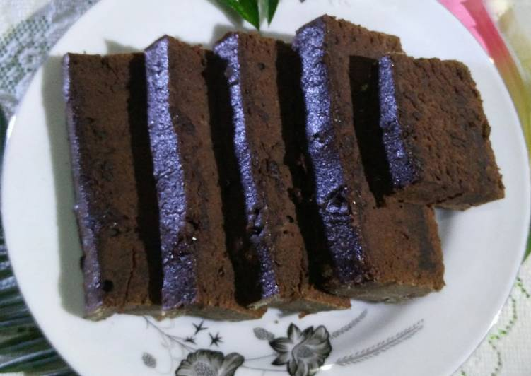 Resep Brownies Nyoklat Tanpa Dcc Oleh Ika Joe Cookpad
