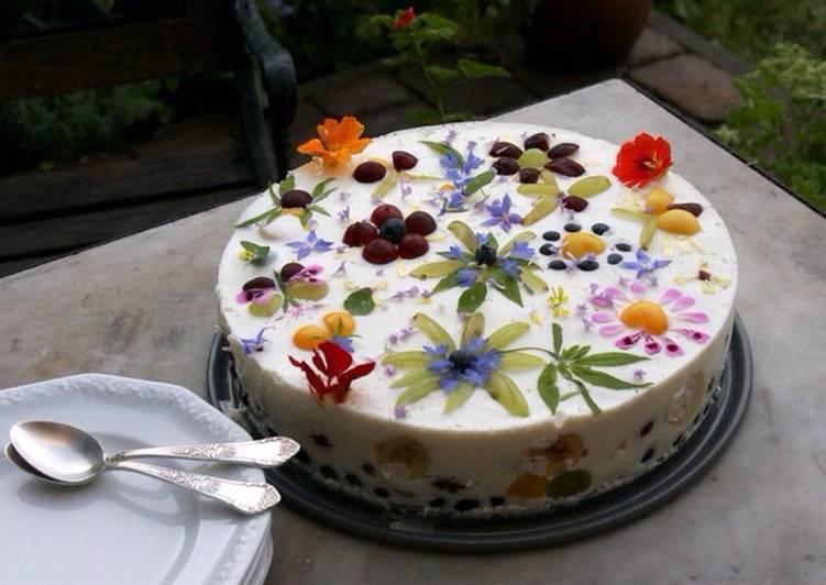 Step-by-Step Guide to Prepare Super Quick Homemade Garden Cake