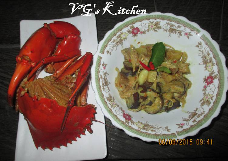 Resep Kepiting Karaka Oleh Dama Yanty Cookpad