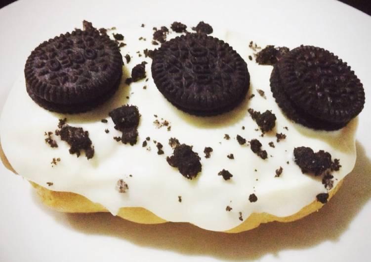 Eclair cookie n cream