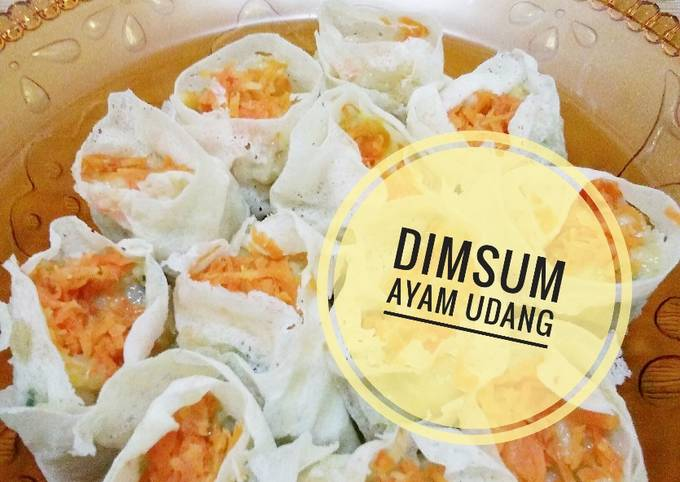 Dimsum Ayam Udang - projectfootsteps.org