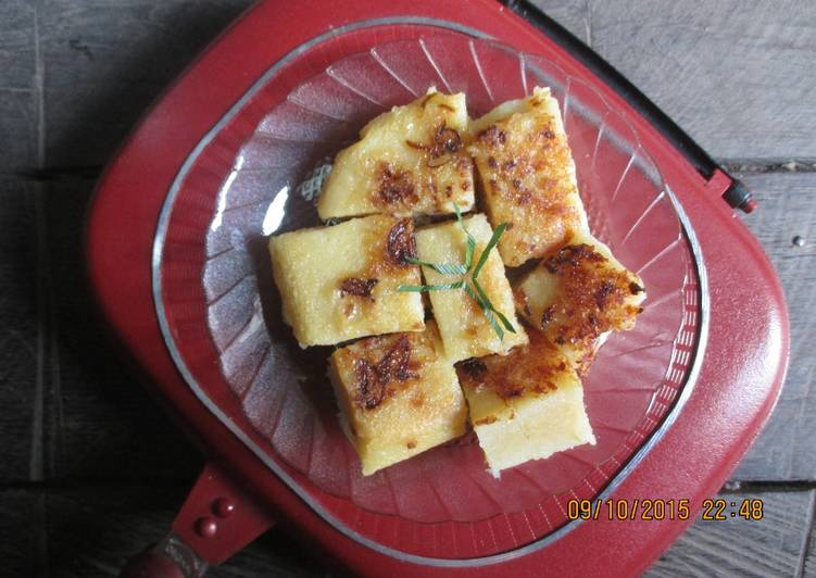 How to Prepare Favorite Casava Cakes from Aceh (ADEE MEUREUDU)