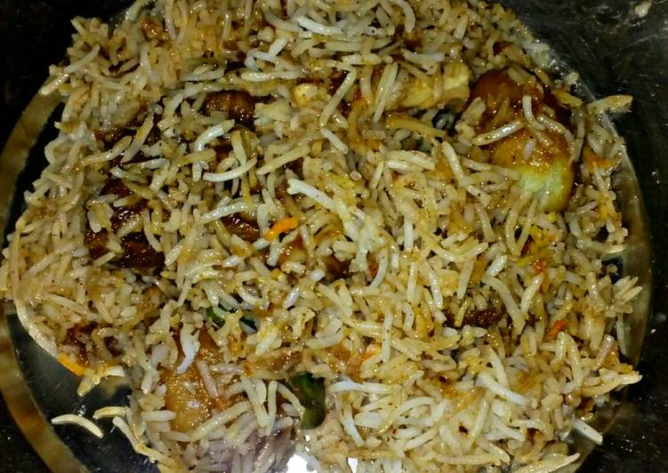 Easiest Way to Prepare Speedy Mutton Biriyani