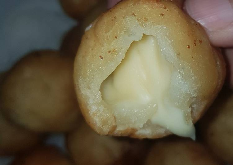 Recipe of Super Quick Homemade Korean Mozzarella Cheese balls