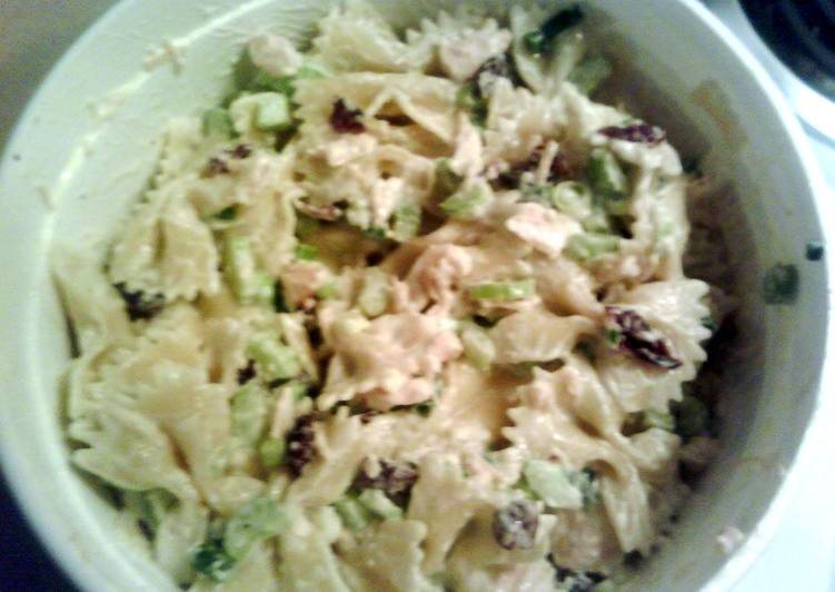 How to Make Perfect Cherry-Chicken Pasta Salad