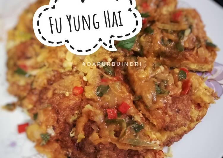 Fu Yung Hai (Telur Dadar)