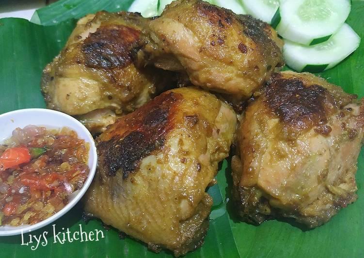 Langkah Mudah untuk Menyiapkan Ayam panggang klaten Anti Gagal