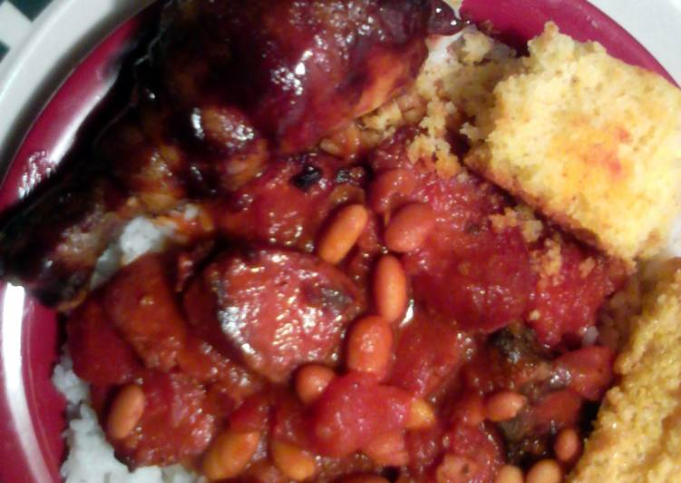 quick sausage & bean chili, Heart Friendly Foods You Must Eat