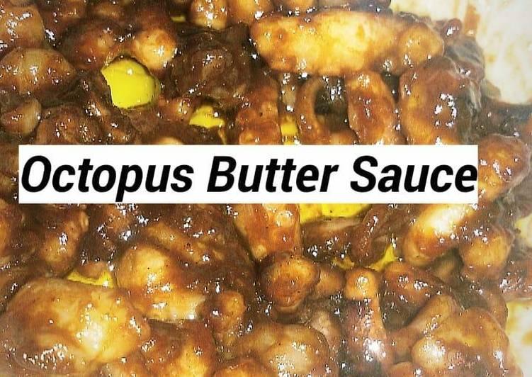 Octopus Butter sauce