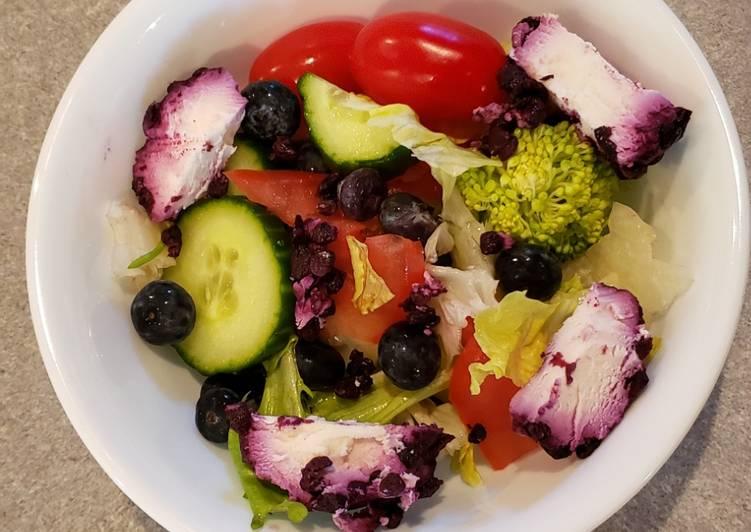 Purple Up! Salad