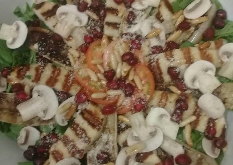 Rocket/arugula salata