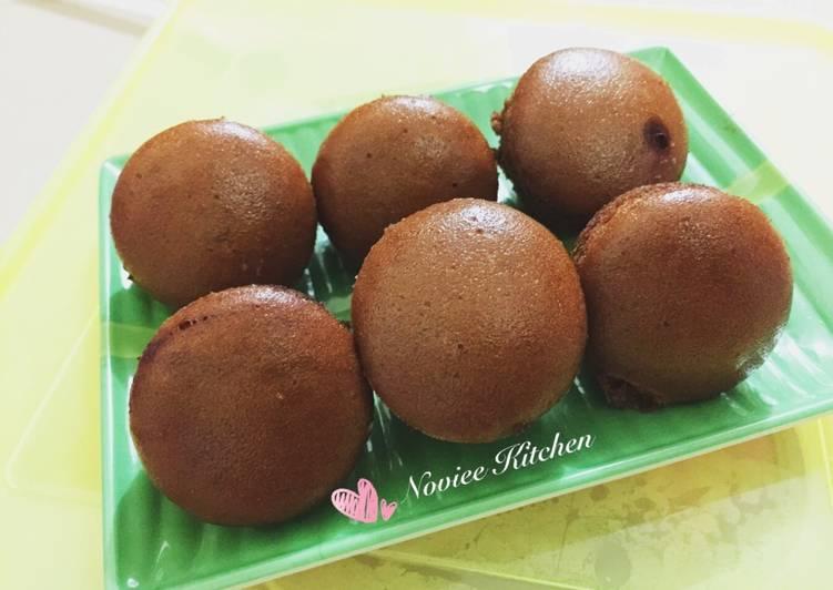 cara memasak Bolu Karamel (versi unyil) - Sajian Dapur Bunda