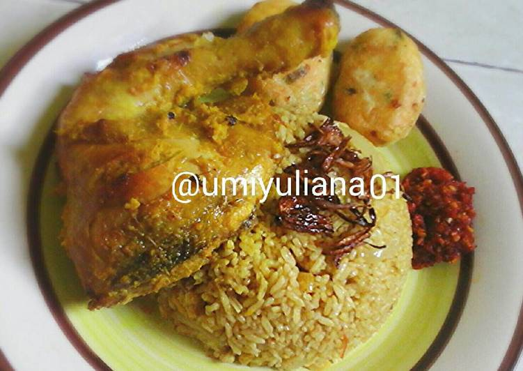 Nasi Minyak Khas Palembang