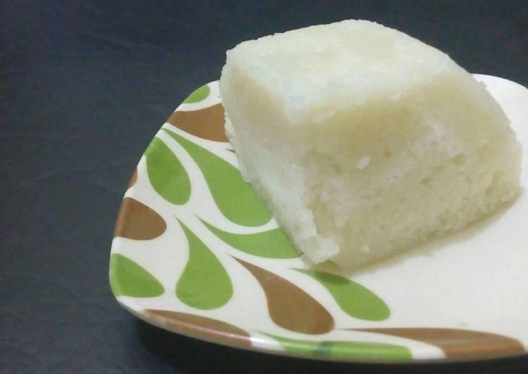 Apem Nasi (Steam Rice Cake) - ganmen-kokoku.com
