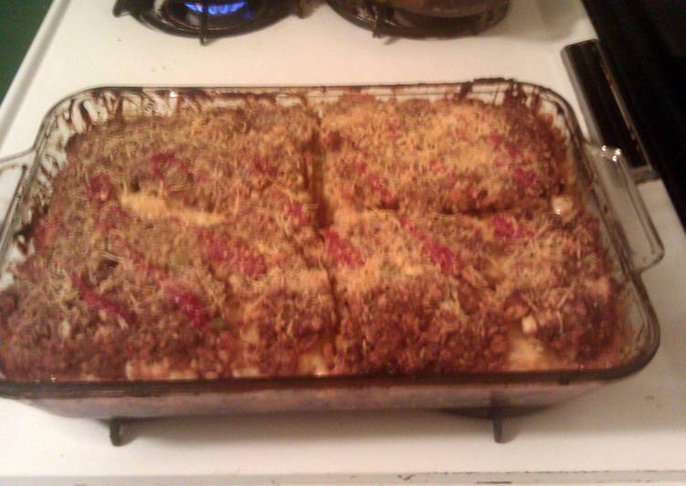 Old fashioned meatloaf!!