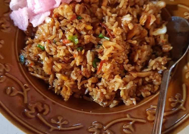 Resep Nasi Goreng Jawa, Lezat Sekali