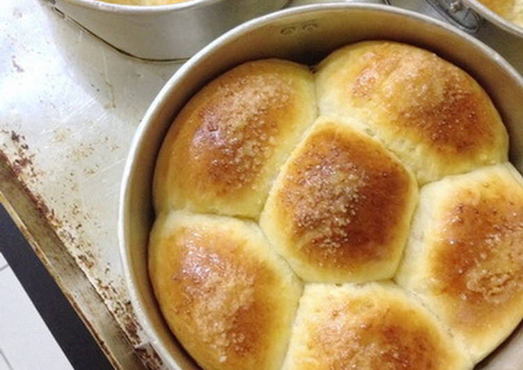 Easiest Way to Make Tasty American Soft Buns