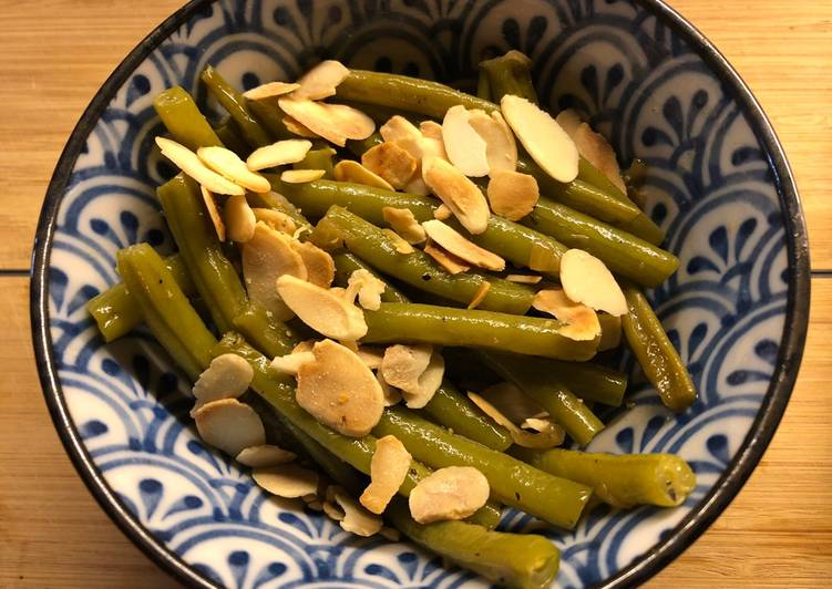 Easiest Way to Make Award-winning Low and slow green beans