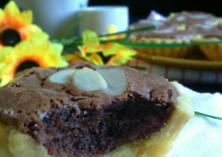 Resep pie brownie Terenak