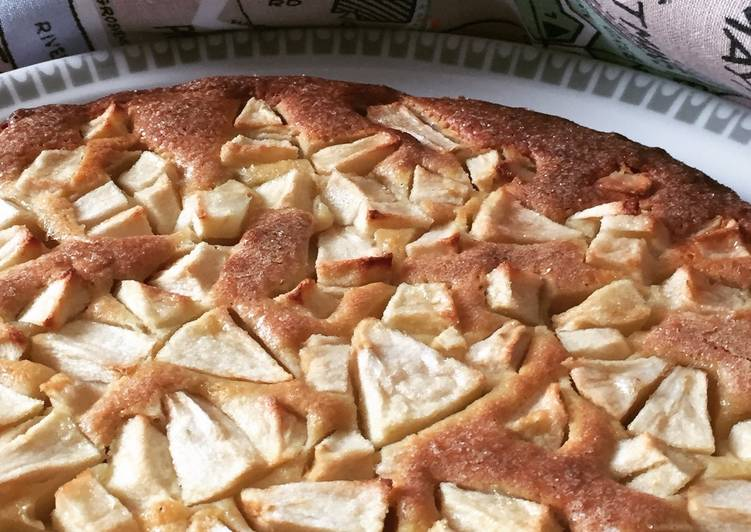 Comment Préparer Des Gâteau aux pommes au beurre d'amandes