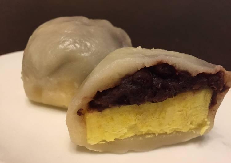 "Recipe of Super Quick Homemade ""Ikinari"" dumpling"
