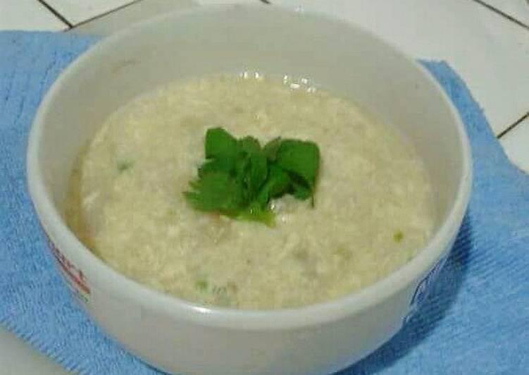 Sup Asparagus Kepiting