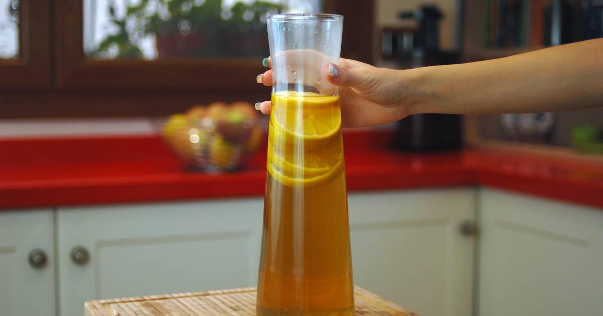 para que sirve el agua de berenjena y limon