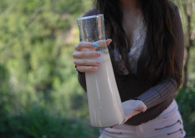 Agua de avena para adelgazar FitKen