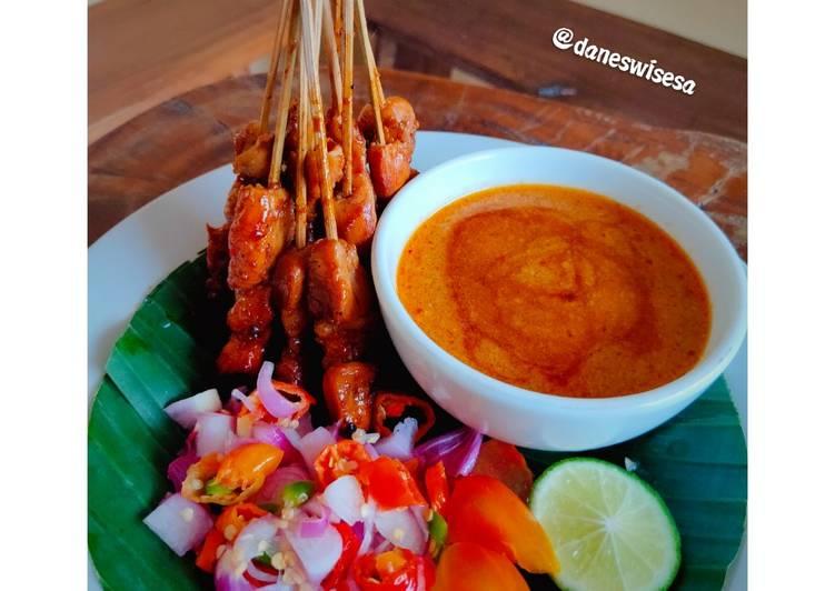 Sate Ayam - cookandrecipe.com