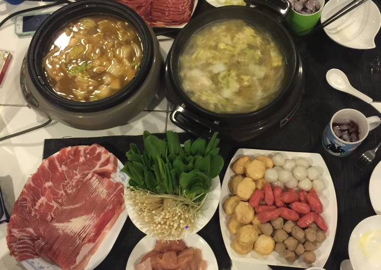 Recipe of Any-night-of-the-week Steamboat!