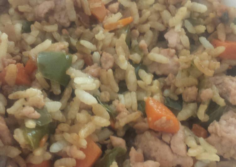 receta pollo con salsa de soja