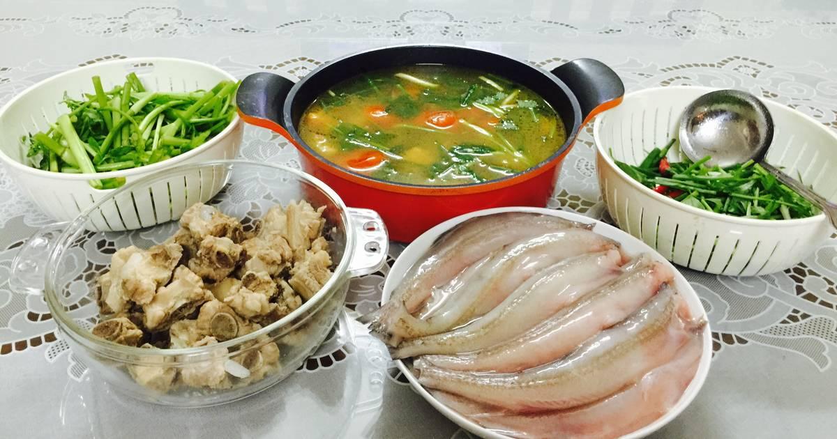 Cách Làm Món Lẩu Cá Khoai của Vân Phạm - Cookpad