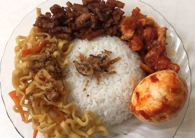 Cara Membuat Nasi Uduk Rice Cooker Anti Gagal!
