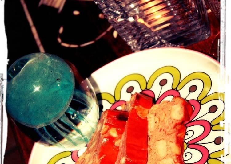 Cake léger au surimi (ou miettes de crabe)