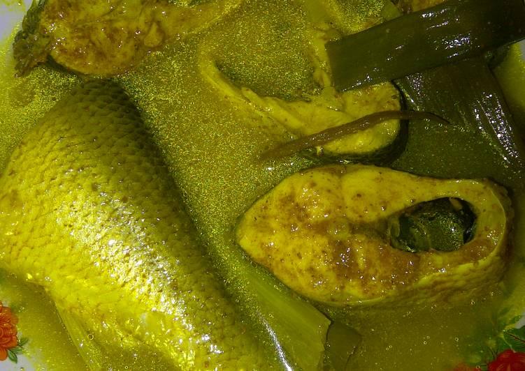 ikan bandeng masak/nasu bale bolu(bugis soppeng) - cookandrecipe.com