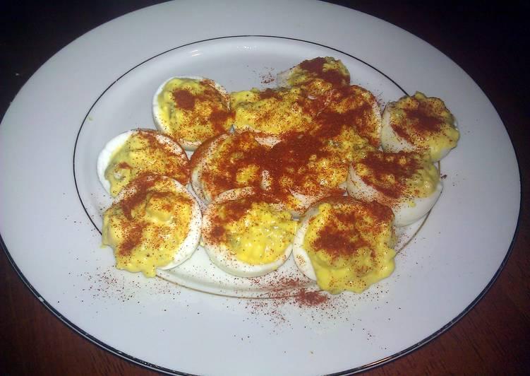 Deviled Eggs! (: