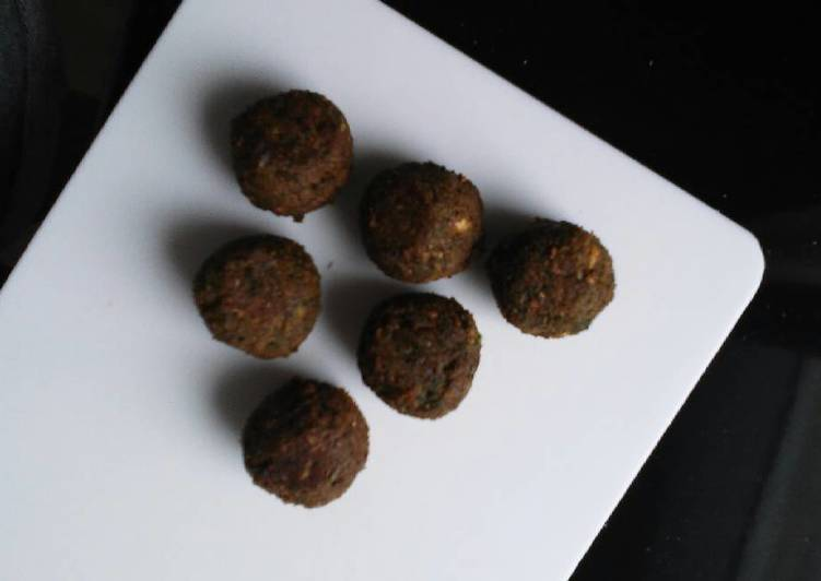 Recipe of Award-winning Falafel