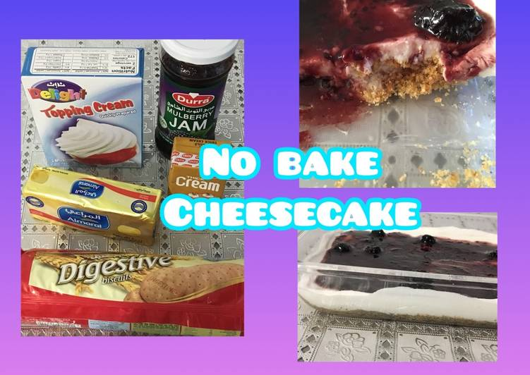No bake cheesecake, Some Foods That Help Your Heart