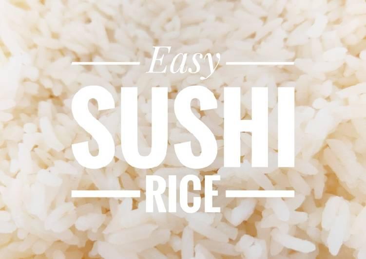 Sushi Rice🍣