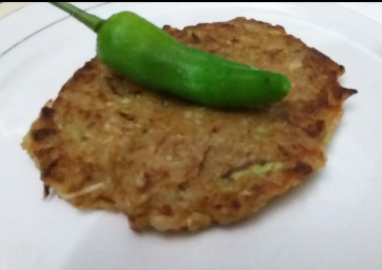 Vegetables Pancakes