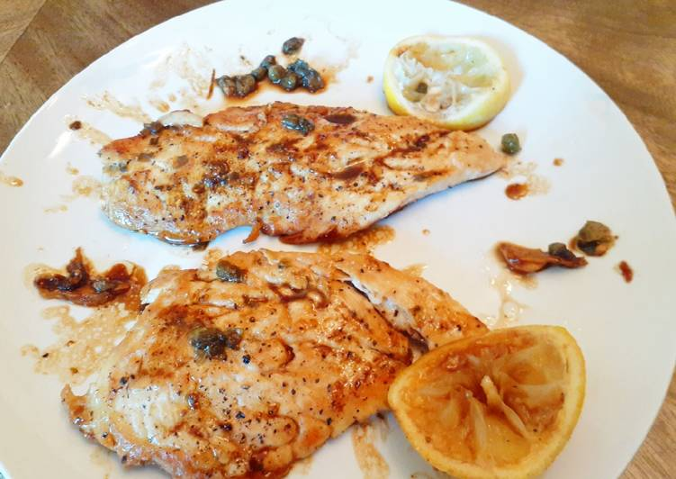 How to Make Perfect Chicken Piccata