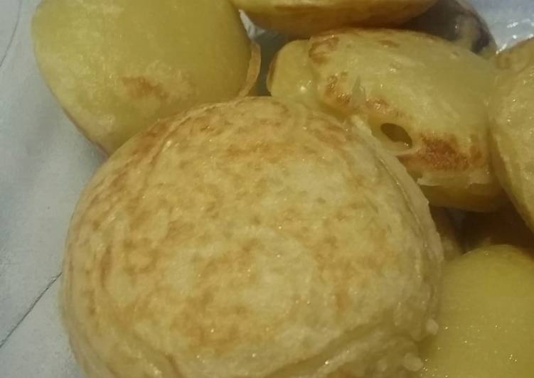 Kue terigu goreng manis - cookandrecipe.com