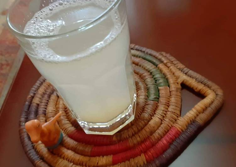 Recipe: Perfect Citronnade faite maison🍹🍋