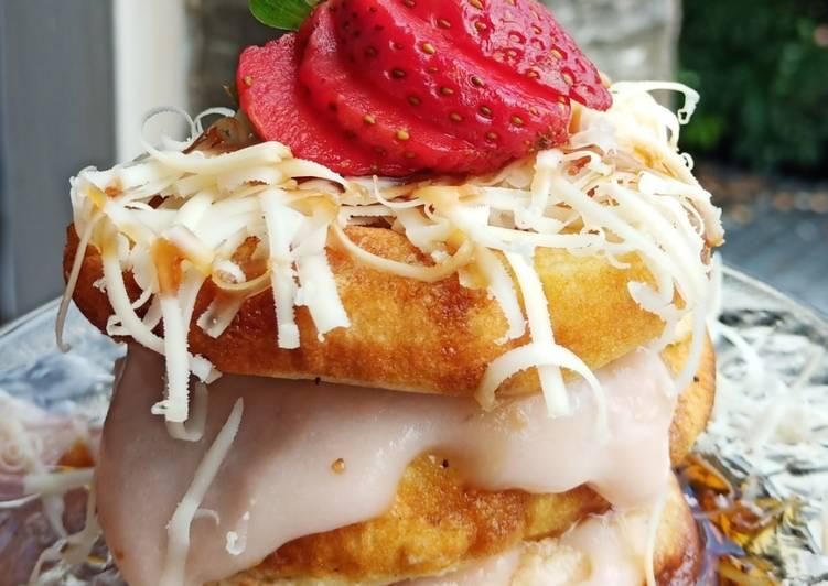 Resep Fluffy Pancake Ala Jepang Paling dicari